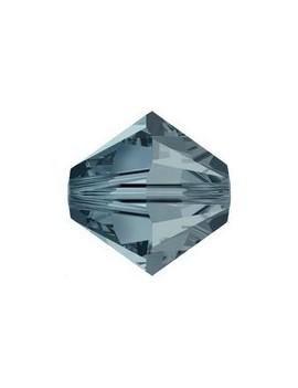 Toupie 6MM Indian sapphire