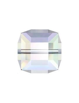 Cube 6MM Crystal ABB