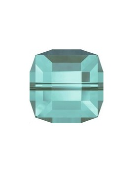 cube 6mm light turquoise