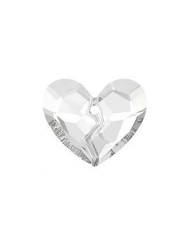 pendentif designer edition forever 1 heart 36mm crystal