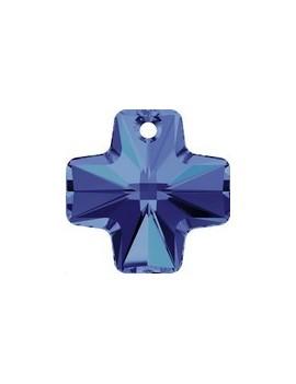 Croix 20mm crystal heliotrope
