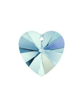 Coeur 10,3X10 Aquamarine AB