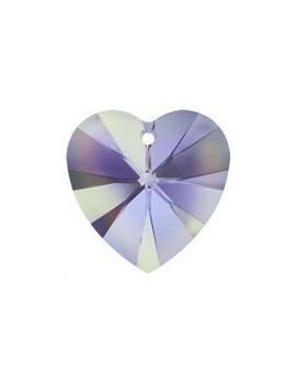 Coeur 10,3X10 crystal Vitrail light