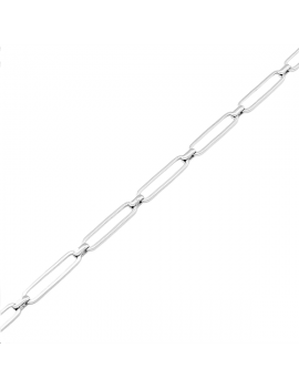 Chaine maille rectangle 22x5x1mm