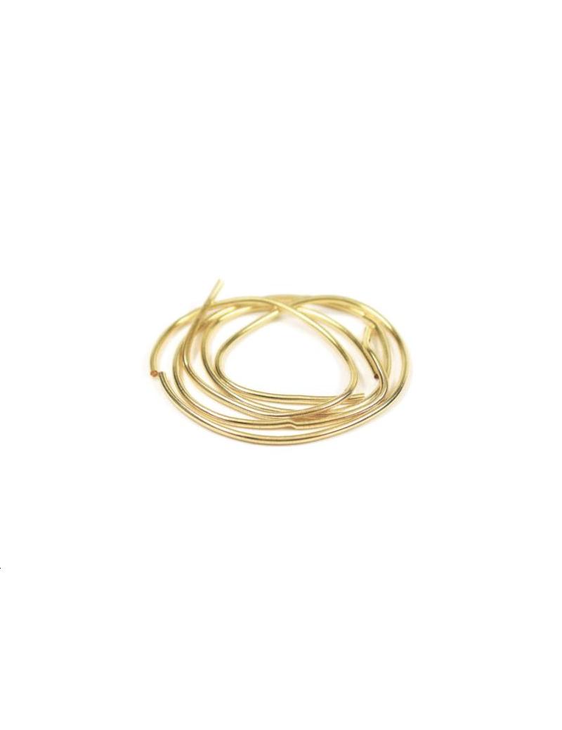 fil bouillon 0.8-0.65mm doré