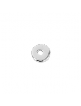Intercalaire disque 10mm x 2,5 mm