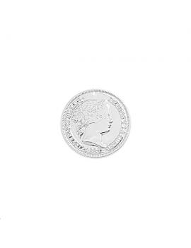 Pendentif pièce de monnaie Isa 20mm