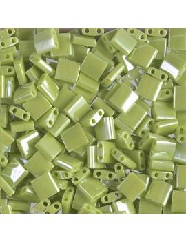 Tila Miyuki Opac Chartreuse Luster