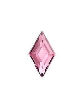 Diamond shape flat back 6mm