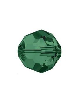 ronde 3mm emerald