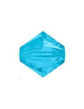 Toupie 6MM Caribbean blue op