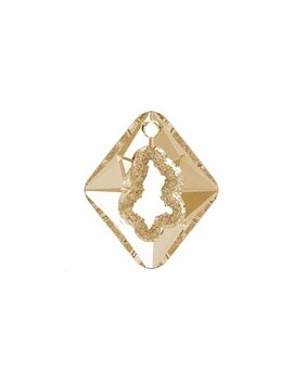 Growing crystal rhombus 36mm