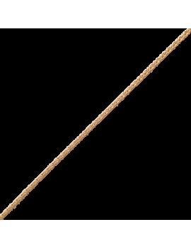 Chaîne maille fantaisie 2,9x0,9mm  - 1