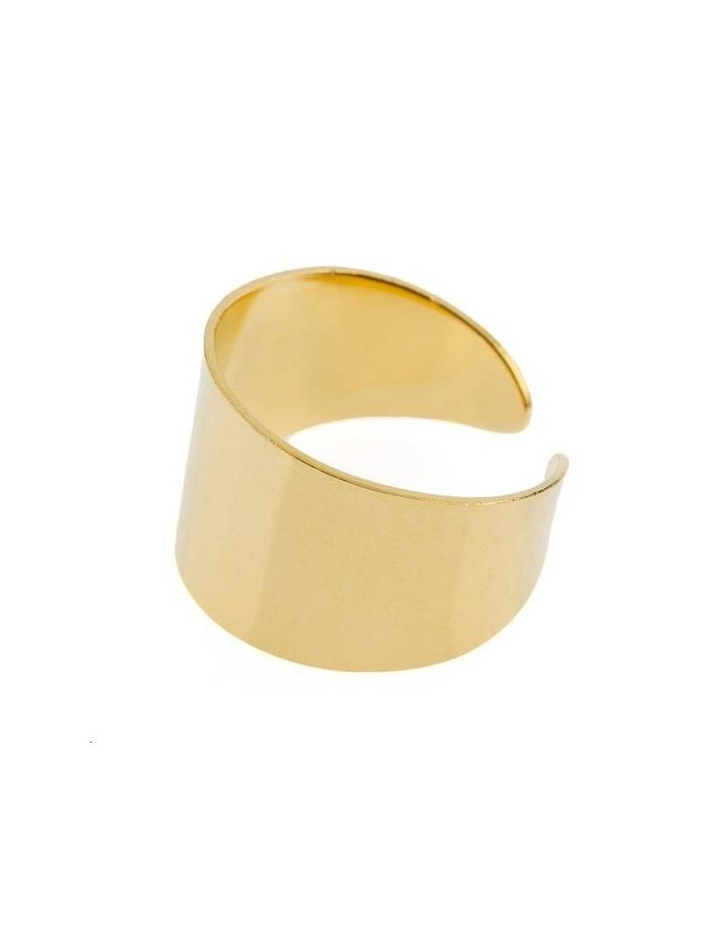 Bague 13mm doré