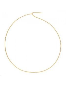 Créoles 60mm 1 anneau
