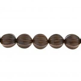 Les rangs de perle en bois