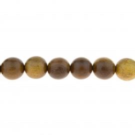 Les lots de perle en bois