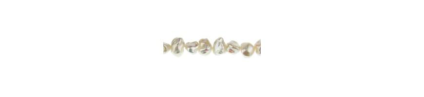 Les rangs de perles en nacre