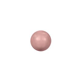Nacrées ronde 4mm