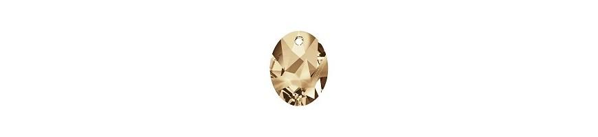 Kaputt pendants oval