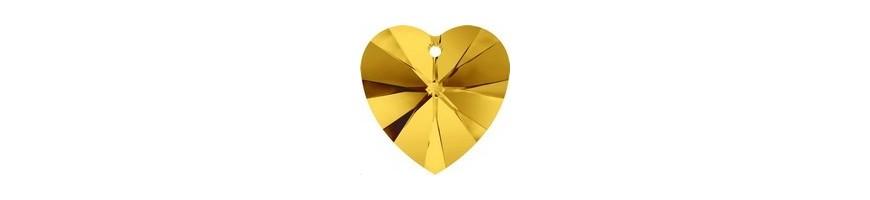 Pendentifs coeur (6202-6228)