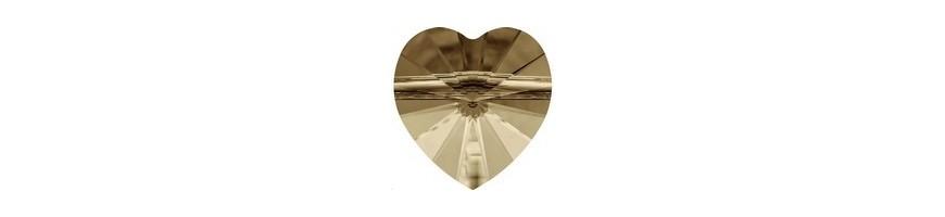 Perles coeur (5742)