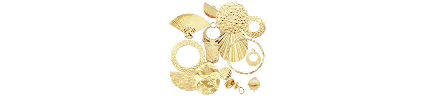 Apprêts et composants pour la fabrication et la création de bijoux