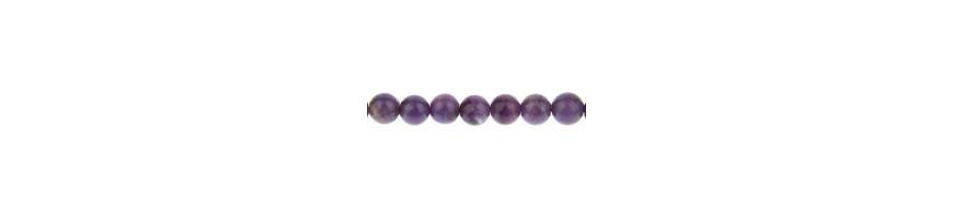 Les perles rondes 4mm
