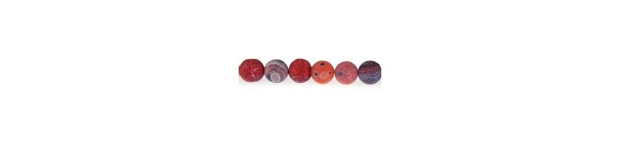 Les perles rondes 8-9mm