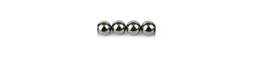 Les perles rondes 12-13mm en lot