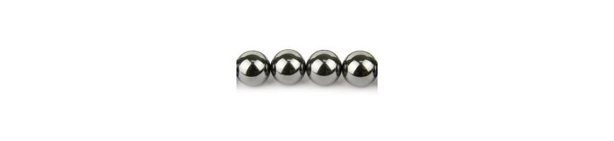 Les perles rondes 12-13mm
