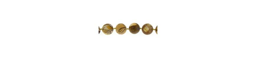 Les perles rondes 14-15mm