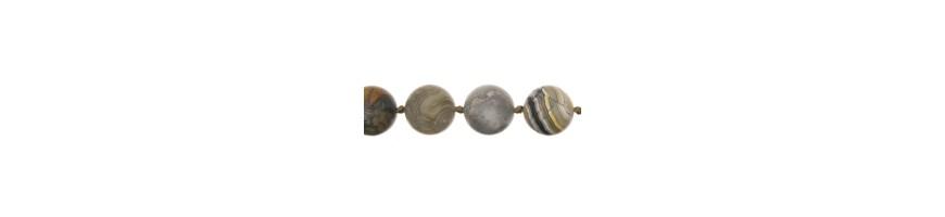 Les perles rondes 16-17mm en lot