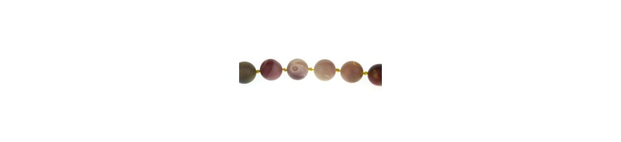 Perles rondes 18-19mm