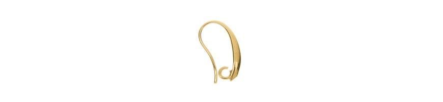 Supports pour la fabrication de boucles d'oreilles haute fantaisie